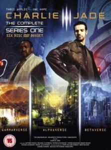 Charlie Jade UK DVD